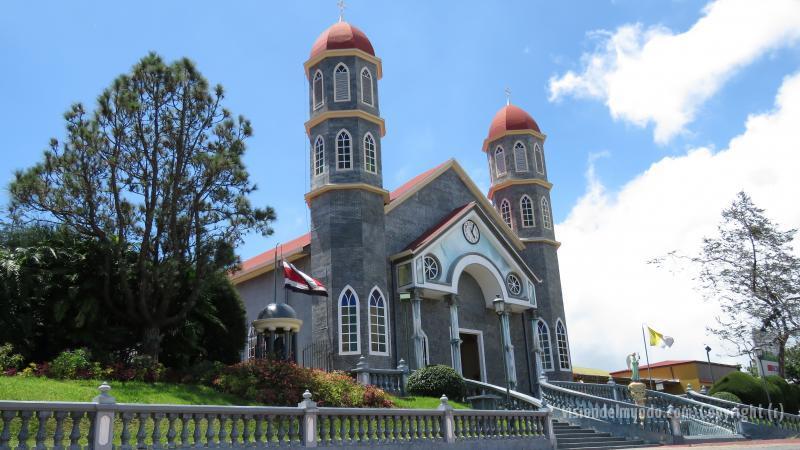 Iglesia de Zarcero, Costa Rica